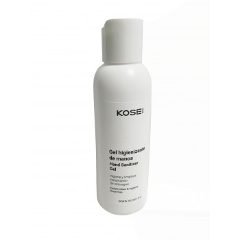 gel hidroalcoholico kosei 120 ml