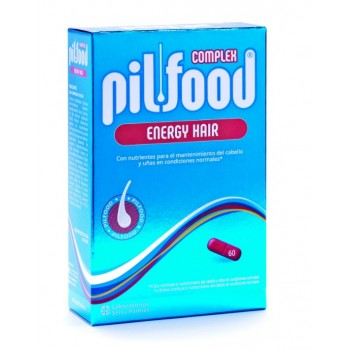 Pilfood Complex Energy Hair 60 Comprimidos