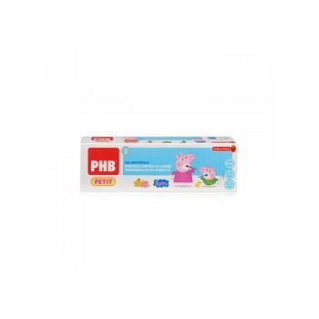 PHB Petit Gel Dentífrico +2 Años Peppa Pig Sabor Fresa 75ml