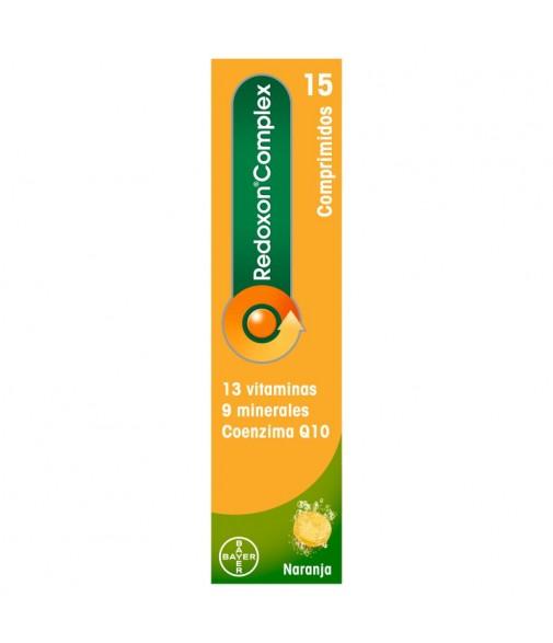 redoxon comprimidos lex 15 comprimidos efervescentes