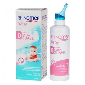 Rhinomer 0 Baby Fuerza Extra Suave Bebés Desde el Primer Día 115ml