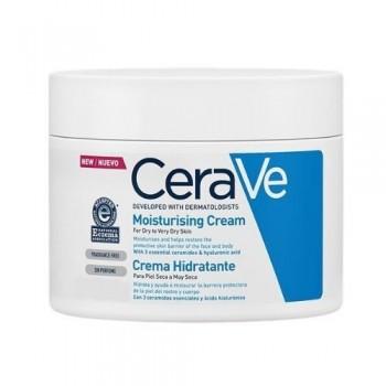 Cerave Crema Hidratante Piel Seca a Muy Seca 454 Gramos.