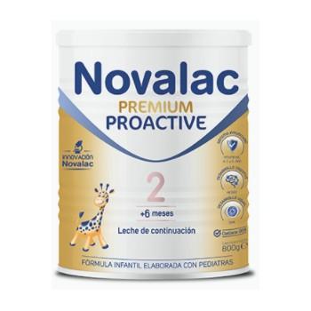 Novalac Premium Proactive 2 Leche de Continuación +6 Meses 800 Gramos