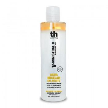 TH Pharma Agua Micelar en Aceite V-Ministral-C 300ml