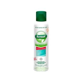 Funsol Spray Regula el Sudor y Elimina el Mal Olor 150ml