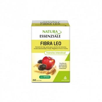Fibra Leo Tránsito Intestinal con Bífidus 240 Comprimidos.