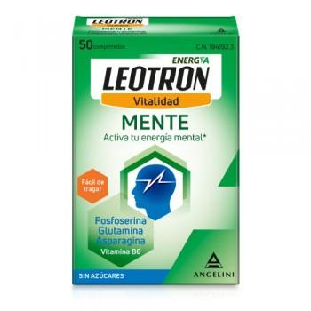 Leotron Mente Vitalidad 50 Comprimidos.