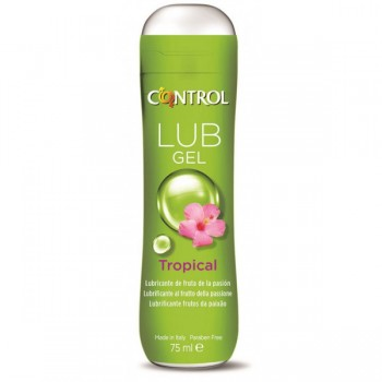 Control lubricante Lub gel tropical (75ml)