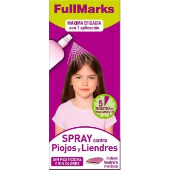 FullMarks Piojos Liendres Spray 150 ml