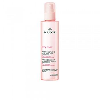 Nuxe Very Rose Bruma Tónica Fresca 200ml