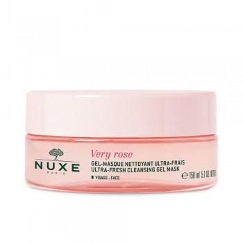 Nuxe Very Rose Mascarilla-Gel Limpiadora Ultra-Fresca 150ml