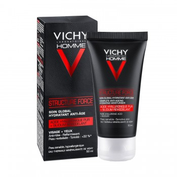 Vichy Homme Structure Force Tratamiento Anti-Edad Hidratante 50ml