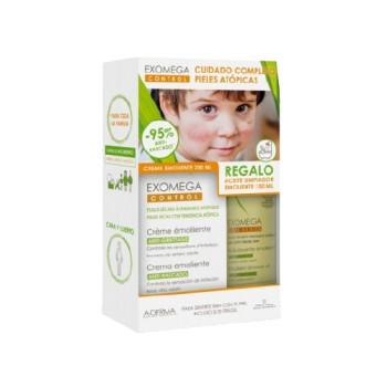 A-Derma Exomega Control Anti-Rascado Crema Emoliente 200 ml
