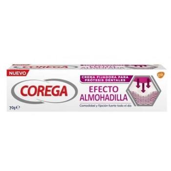 Corega Efecto Almohadilla Adhesivo Prótesis Dentales 70 g