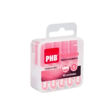 PHB Flexipicks Recto Palillo Interdental 40 Unidades