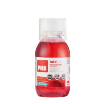 PHB Total Plus Colutorio Antiséptico Sabor Menta Fresca 100ml