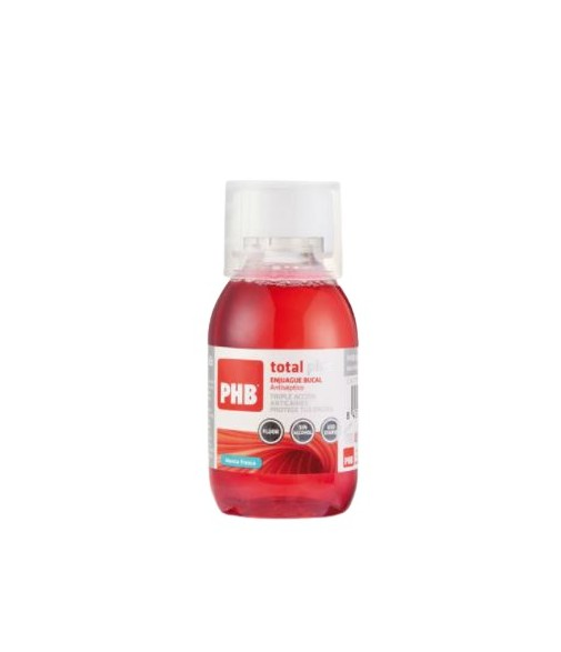 PHB COLUTORIO TOTAL PLUS 100 ML Enjuague bucal Antiséptico Anticaries