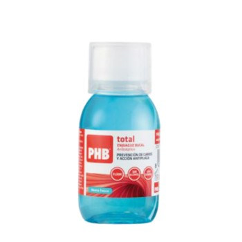 PHB Colutorio Total Antiséptico Sabor Menta 100ml