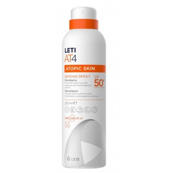 Leti AT4 defense spray spf50 200 ml