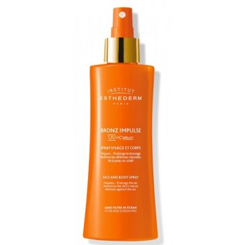 Esthederm Bronz Impulse UV InCellium Spray Reparador Solar Cara y Cuerpo 150ml