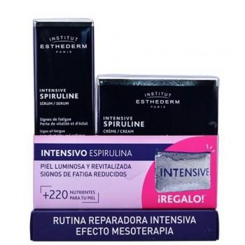 Esthederm Pack Intensive Espirulina Crema 50ml + Sérum 30ml