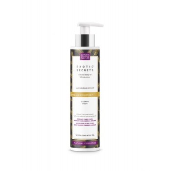 Aroms Natur Exotic Secrets aceite natural cuerpo 100ml (Body oil hidratación intensiva)