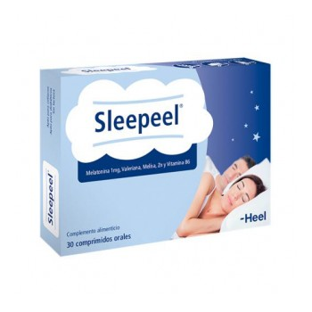 Sleepeel Complemento Alimenticio 30 Comprimidos