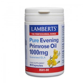 Lamberts Pure Evening Primrose Oil 1000mg 90 Cápsulas