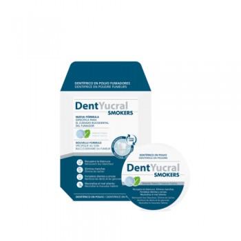 DentYucral Fumadores Polvo Dentífrico 50gr