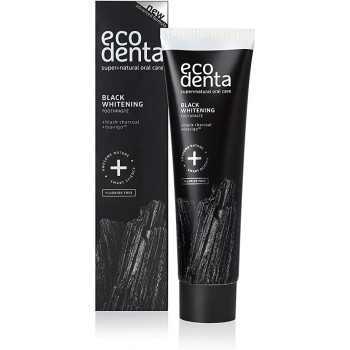 Biok Ecodenta Black Pasta Dental Blanqueante 100 ml