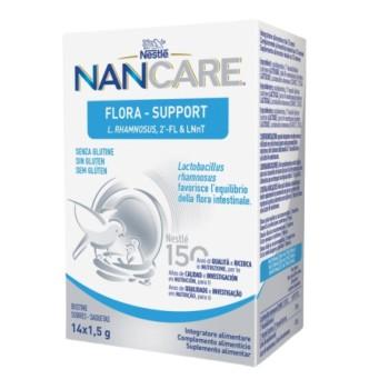 NanCare Flora-Support Sin Gluten 14 Sobres