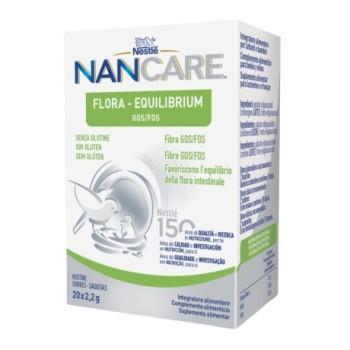 NanCare Flora-Equilibrium Sin Gluten 20 Sobres