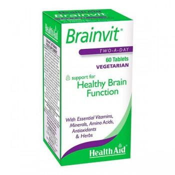 Brainvit Nutrientes para la Función Cerebral 60 Comprimidos