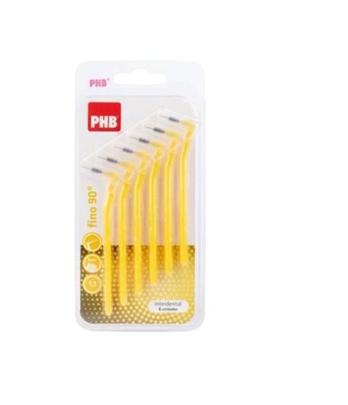 Cepillo I PHB 90 fino amarillo