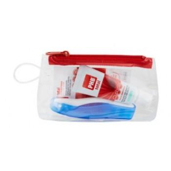 PHB Kit de Viaje Total Cepillo Dental Plegable + Pasta 15ml