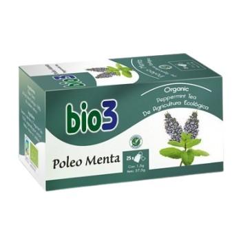 Bio3 Té Poleo Menta 25 Bolsitas