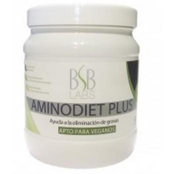 BSB Aminodiet Plus Apto Para Veganos 500gr