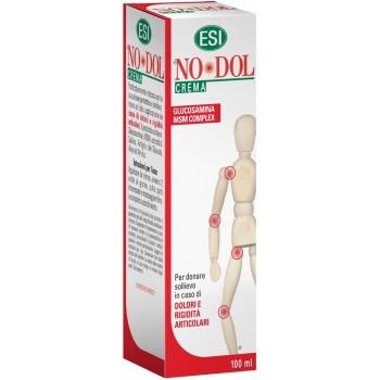 NO DOL Crema Glucosamina MSM Complex 100 ml