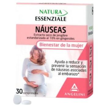 Natura Essenziale Nauseas Bienestar de la Mujer 30 Comprimidos