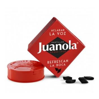Juanola Pastillas Aclaran la Voz y Refrescan la Boca 5,4gr