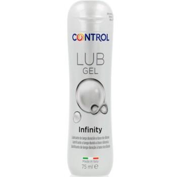 Control Lubricante Lub Gel Infinity a Base de Silicona 75ml
