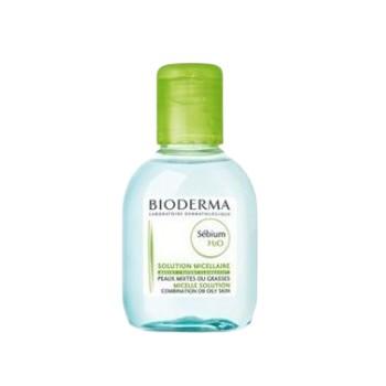 Bioderma Sebium H2O Solución Micelar Limpiadora Purificante Piel Mixta o Grasa 100ml