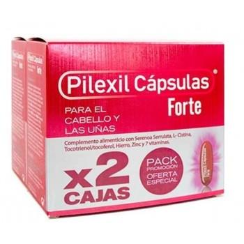 Pilexil Forte Para el Cabello y Uñas Pack 2x100 Cápsulas