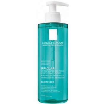 La Roche Posay Effaclar Gel Purificante Micro-Exfoliante piel Grasa con Tendencia Acnéica 400ml