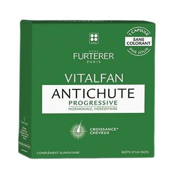 Rene Furterer Vitalfan Anticaída Progresiva 30 Cápsulas