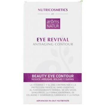 Arôms Natur Eye Revival Complemento Alimenticio 60 Cápsulas