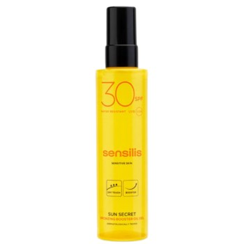 Sensilis Sun Secret Bronzing Booster Oil Gel SPF30+ 200ml