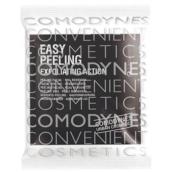 Comodynes Easy Peeling Exfoliante Facial Piel Renovada 8 Toallitas