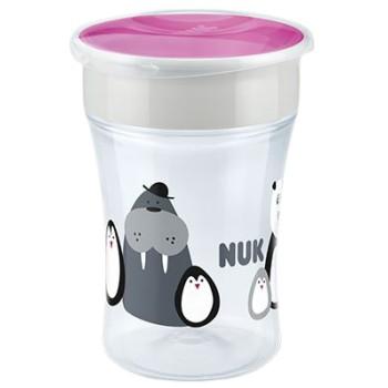 Nuk Magic Cup Baby Safary Vaso de Aprendizaje +8 Meses 230ml