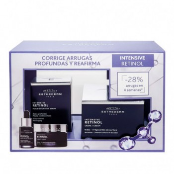 Esthederm Intensive Pack Retinol Oil Sérum 15ml + Retinol Crema 50ml
